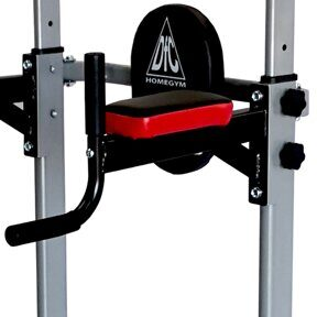 Турник - брусья Power Tower DFC Homegym G040 купить по акции-8